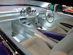 Inside of the car.....Amazing