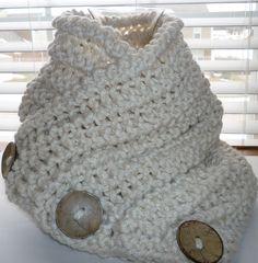 Alyssa's Cowl - Knitting