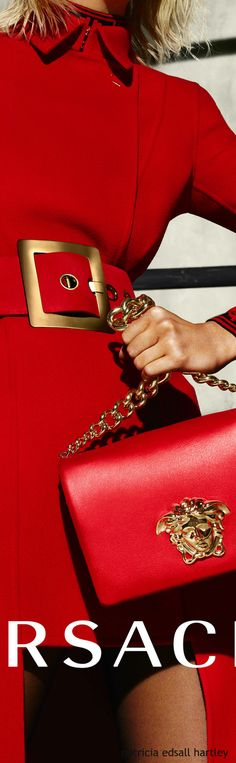 Versace 2015 | House of Beccaria~                                                                                                                                                     More