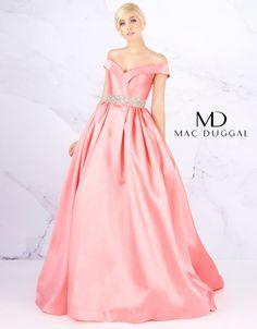 63346745b048 66717H - Mac Duggal Ball Gown. Prom DressesFormal ...
