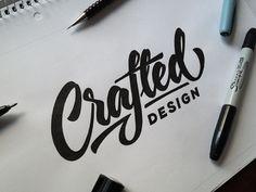 Crafted Design Sketch by Dalibor Momcilovic