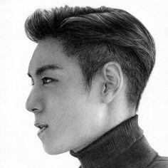 Pop Music Artists, K Pop Music, Choi Seung Hyun, Bigbang, Bangs, Kpop, Fringes, Bangs Hairstyle, Pony