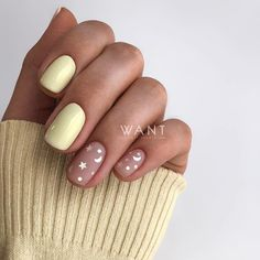 If you like pastel nails and nail designs, if you choose to have beautiful hands, this is your place. Here you can see the best designs and pastel nails to get ideas. In this article, you will see spectacular nail… Continue Reading → Subtle Nail Art, Pastel Nail Art, Yellow Nail Art, Pastel Yellow, Yellow Nails Design, Yellow Sky, Yellow Hair, Yellow Sunflower, Yellow Dress