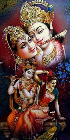 Radha Krishna on Swing Yashoda Krishna, Krishna Leela, Jai Shree Krishna, Radha Krishna Photo, Radha Krishna Love, Jai Hanuman, Radha Rani, Lord Krishna Images, Radha Krishna Pictures