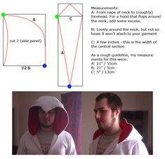 Image from http://orig11.deviantart.net/df72/f/2012/244/8/2/basic_assassin__s_creed_hood_pattern_by_zelvyne-d5d5vh4.jpg.