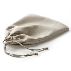Linen Bread Bag - saw in Sunset Magazine... #giftidea ... keeps bread fresh and soft for up to three days