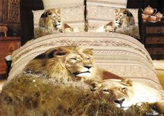 Animal Print Bedding, Bedding Sets, Queen Bedding, Quilt Sets, Queen Beds, Bed Covers, Luxury Bedding, Painting Prints, Habitats