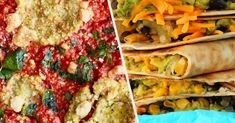 27 Vegan Recipes For Beginners That Are Really Easy From lasagna to macaroni and cheese, here are all the vegan staples you should know how to cook. Vegan Foods, Vegan Dishes, Vegan Vegetarian, Vegetarian Recipes, Healthy Recipes, Vegan Meals, Healthy Eats, Easy Recipes, Drink Recipes