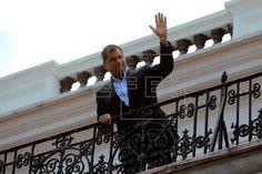 Simpatizantes oficialismo de Ecuador preparan despedida a expresidente Correa