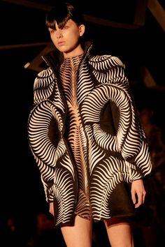 Iris Van Herpen SS17 Couture Paris Dazed