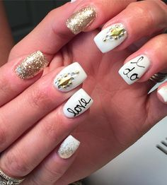 "12 Likes, 3 Comments - Becky Bunnell So Gel Educator (@nailedbybeckyb13) on Instagram: ""Eder I g nails! Enjoy your day @courtneyreva thanks for trusting with you nails for your special…"""