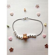 Hey, I found this really awesome Etsy listing at… Pony Bead Bracelets, Kandi Bracelets, Pony Beads, Melanie Martinez Merch, Melanie Martinez Outfits, Black Choker Necklace, Beaded Choker, Cute Jewelry, Jewelry Necklaces