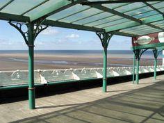 North Pier, Blackpool. Gorgeous design with wonderful views.