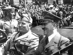 1 novembre 1936 Naissance de l'Axe Rome-Berlin