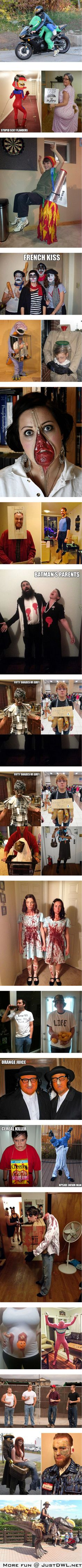 Seriously Awesome Halloween Costumes