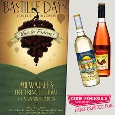bastille wine festival franschhoek