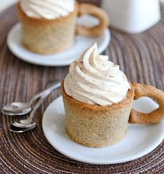 cake coffe cups