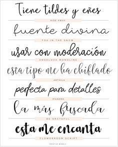 Resultado de imagen para tipografias para hacer en lapicero