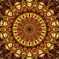 Christine Bässler - Mandala göttliche Liebe