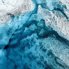 THAW: Timo Lieber Captures The Fragile Beauty of The Melting Arctic Polar Ice Cap #inspiration #photography