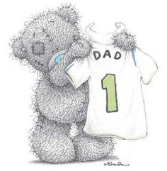 tatty teddy bear dad