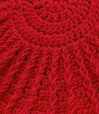Free Crochet Beret Pattern.