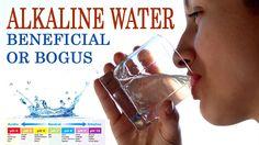 Alkaline Water : Beneficial or Bogus
