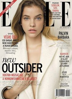 Elle Hungary October 2015 Covers (Elle Hungary)