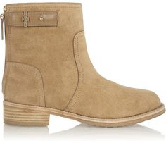 969397b7d3e Tory Burch Selena suede ankle boots