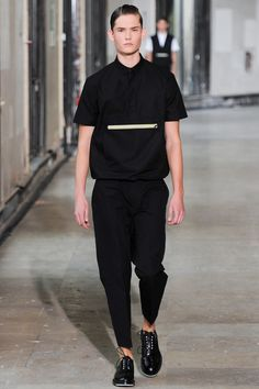 Kris Van Assche | Spring 2014 Menswear Collection | Style.com