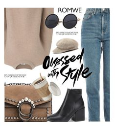 """""""NY"""" by monmondefou ❤ liked on Polyvore featuring Topshop and beige"""