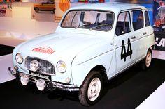 Renault 4 Super - 1962