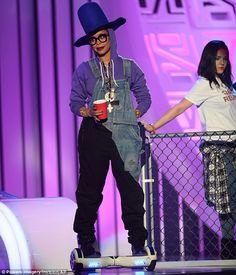 Erykah Badu Soul Train Awards 2