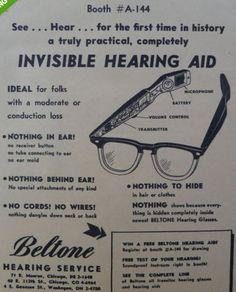 1950's Beltone ad