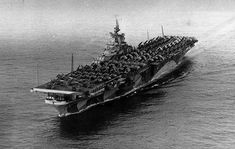 Us Navy Aircraft, Navy Aircraft Carrier, American Aircraft Carriers, Uss Yorktown, Dazzle Camouflage, Naval History, Military History, Go Navy, Us Navy Ships