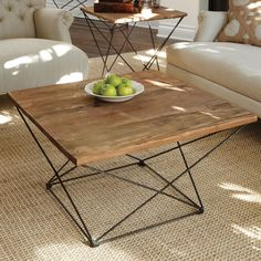 Ave Six Wall Street Coffee Table AllModern Time to Grow Up and