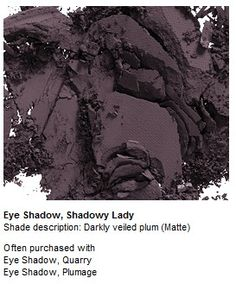 mac shadowy lady