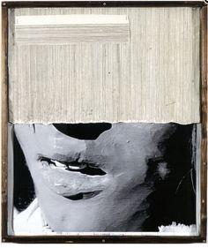 Rosemarie Trockel - The Postcard Ap Studio Art, Art Studios, Van Gogh, Textile Art, Collage Art, Art History, Contemporary Art, Fine Art, Sculpture
