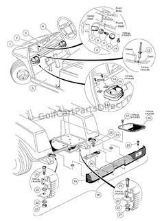 Carry All Club Car Ke Parts Diagram, Carry, Free Engine ...
