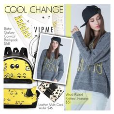 """Cool Change"" by pokadoll ❤ liked on Polyvore featuring Joshua's, women's clothing, women, female, woman, misses, juniors and vipme"