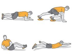Quick Ab Workout Routine for Cyclists