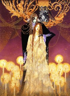 "Toshiaki Kato, ""Phantom of the Opera"" - Another thing I just want in poster form."