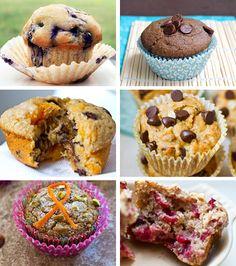 vegan recipies photos   Muffin Madness: 19 Vegan Recipes for Fall!
