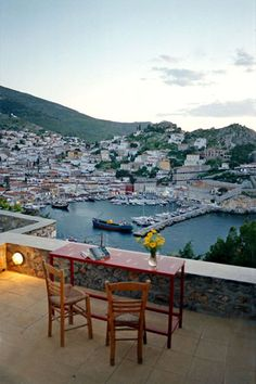 Evdokia house   Hydra island, Greece. - Selected by www.oiamansion in Santorini.
