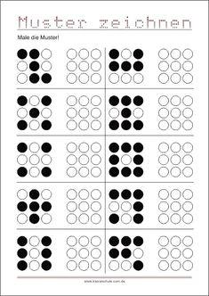 Vorschule Kindergartens Deutsch – Rebel Without Applause Preschool Writing, Preschool Education, Preschool Learning Activities, Coding For Kids, Math For Kids, Visual Perceptual Activities, Kindergarten Math Worksheets, Math Math, Happiness Quotes
