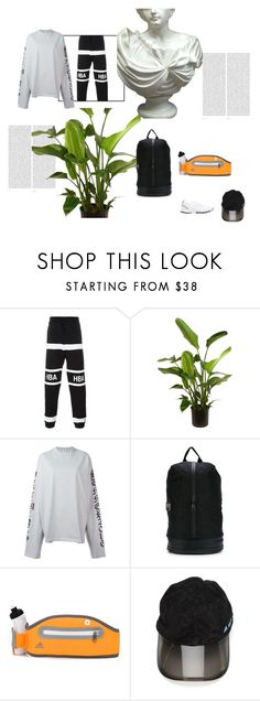 """SAD BOYS/GIRLS"" by tessabit ❤ liked on Polyvore featuring Hood by Air, Vetements, adidas, Oris, tessabit, AdidasbyStellaMcCartney, hoodbyair, vaporwave and vetements"