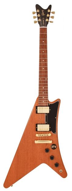 The future, as seen by the past. Gibson Moderne XI #guitar   www.errico.com