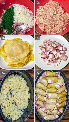 Romanian Cabbage Rolls (Sarmale) Romanian Cabbage Rolls (Sarmale),Romanian Food My recipe for traditional Romanian Cabbage Rolls (Sarmale) are made with sour cabbage stuffed with pork, beef, and little bit of bacon. Ukrainian Recipes, Sicilian Recipes, Greek Recipes, Soup Recipes, Vegetarian Recipes, Healthy Recipes, Romanian Recipes, Ukrainian Food, Vegetarian Food