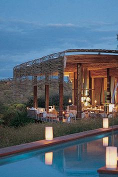 Singita Lodge - South Africa