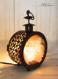 Salt Lamps Near Me Entrancing How To Make Your Own Himalayan Salt Lamp  Pinterest  Himalayan Design Decoration